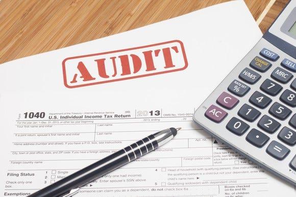 Tax audit 19