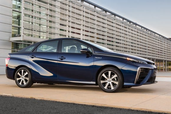 Where are toyota vehicles made