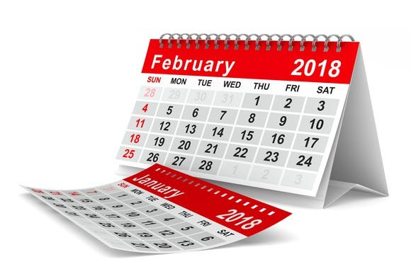 How can you celebrate February 14 in the office