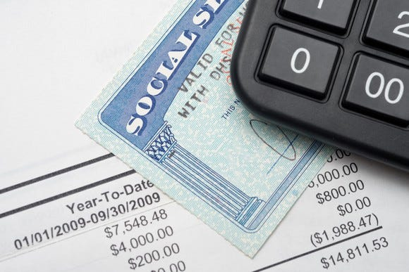 Age difference in dating calculation of social security