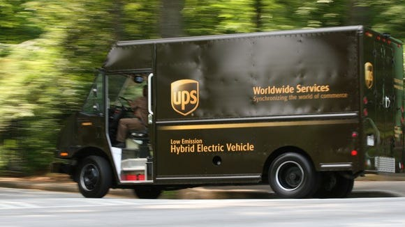 UPS is looking to hire 200 new employees in the Lansing area ahead of the holiday season.