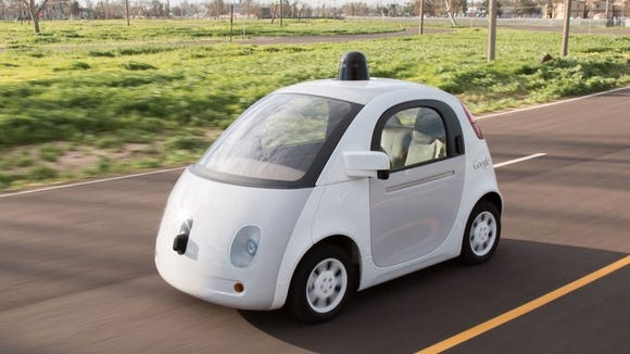 Google's self-driving car has been getting attention for years. Google may be gearing up to use the technology to challenge ride-hailing giant Uber.