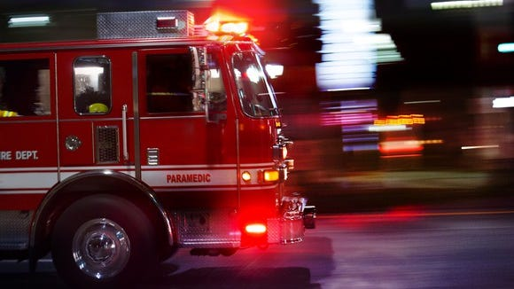 Fire trucks and other specialty vehicles are Oshkosh Corporation's major products.