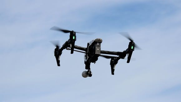 Drones are a hot technology item during the holiday