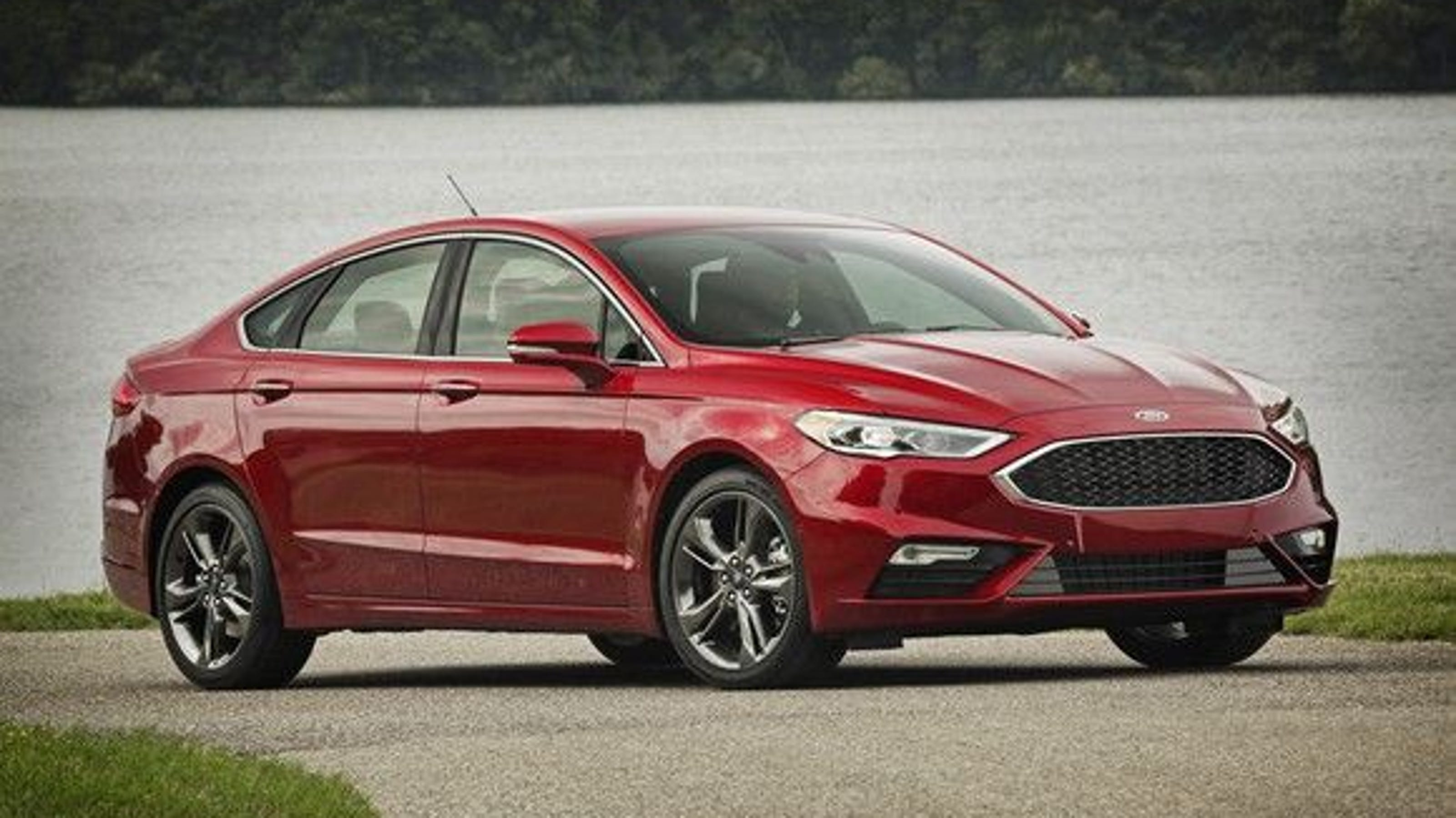 Ford Recalls 1 4m Ford Fusion Lincoln Mkz Cars Over Steering Wheels