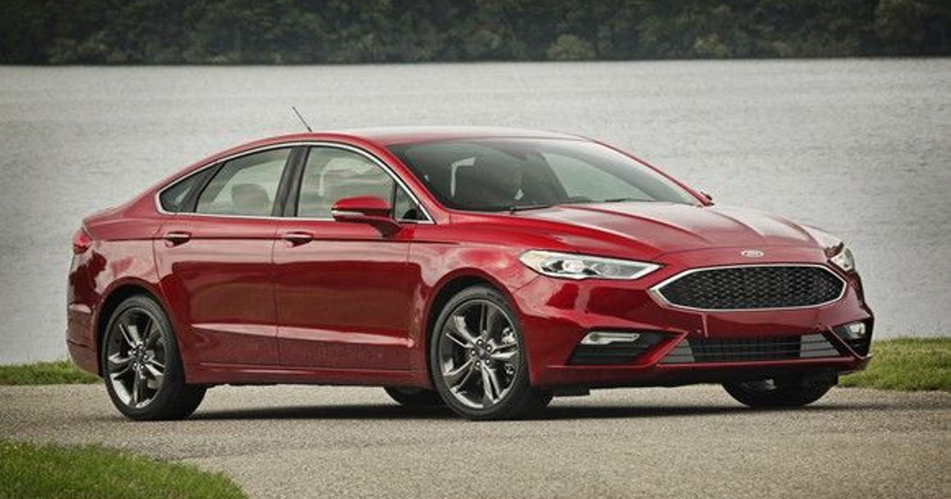 Loose Steering Wheels Trigger Ford Recall Of 1 4m Fusion Lincoln Mkz Cars