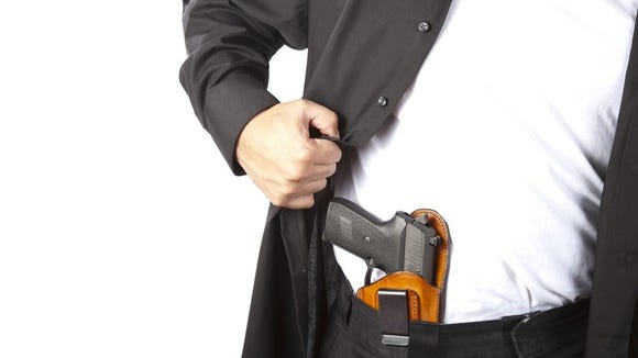 Concealed Carry  Michigan Senate Approves Bills  House