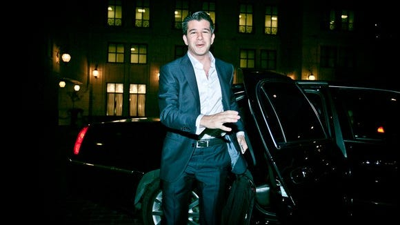 CEO Travis Kalanick is on an indefinite leave of absence. When he returns, he'll likely have a completely new management team.