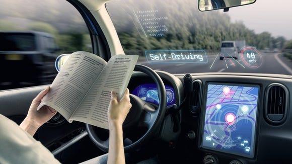 Autonomous cars are emerging as a major growth driver for NVIDIA.