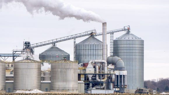 The University of Wisconsin study  looks at climate pollution from the cropland expansion following the enactment of the 2007 federal ethanol mandate, formally known as the Renewable Fuel Standard.