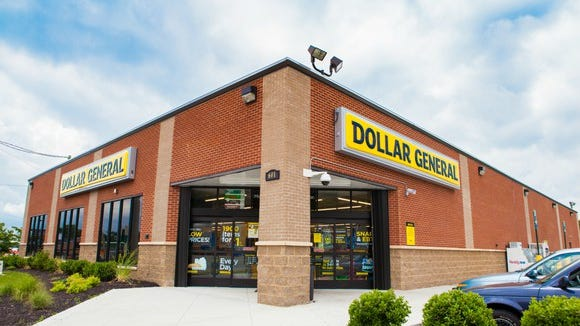 Dollar General has grown revenue by adding locations.
