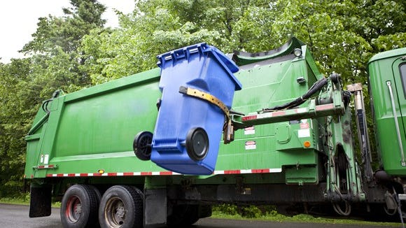 If the sanitation millage is passed, the city vows to bring its recycling program back.