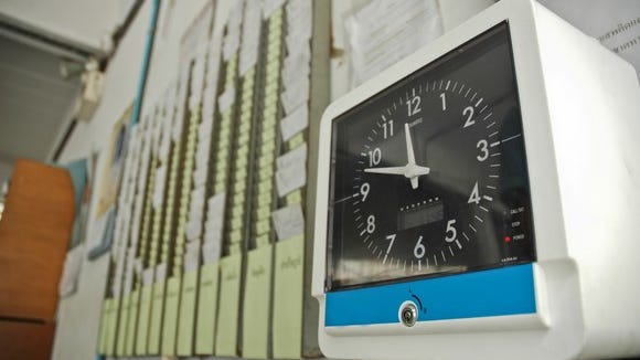 It's important for managers to make sure their employees understand how the timekeeping process works.