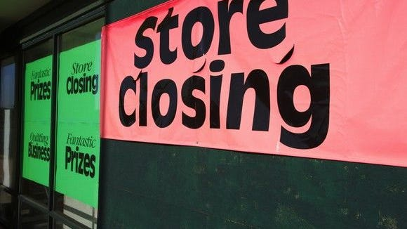 A number of retailers are in danger of closing for good.