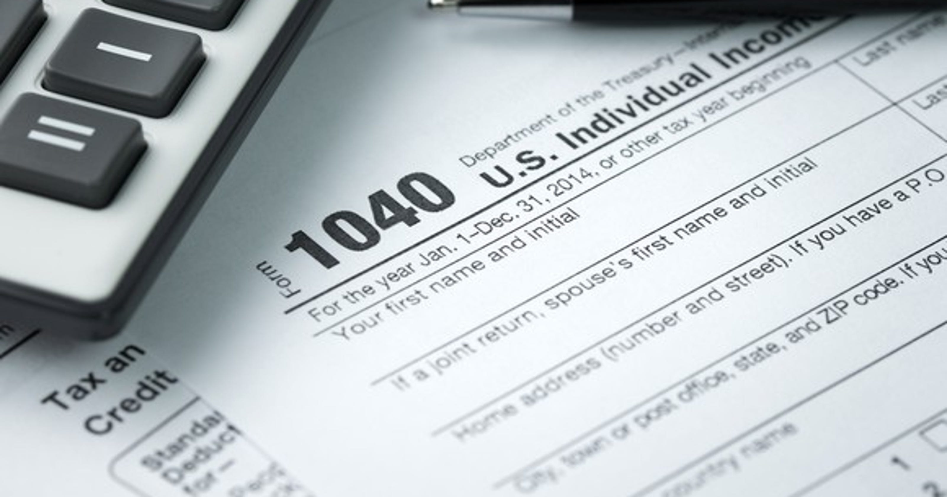 5 IRS tax changes you\'ll want to know about in 2018