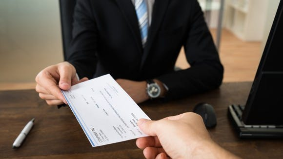 Lower-income Americans are more lilely to pay checking account fees.