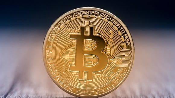 While traditional investors are used to seeing the stock market return 7% a year, inclusive of dividend reinvestment, bitcoin's price has surged by well over 640% since the year began, recently touching a new all-time high of $7,454 per coin.