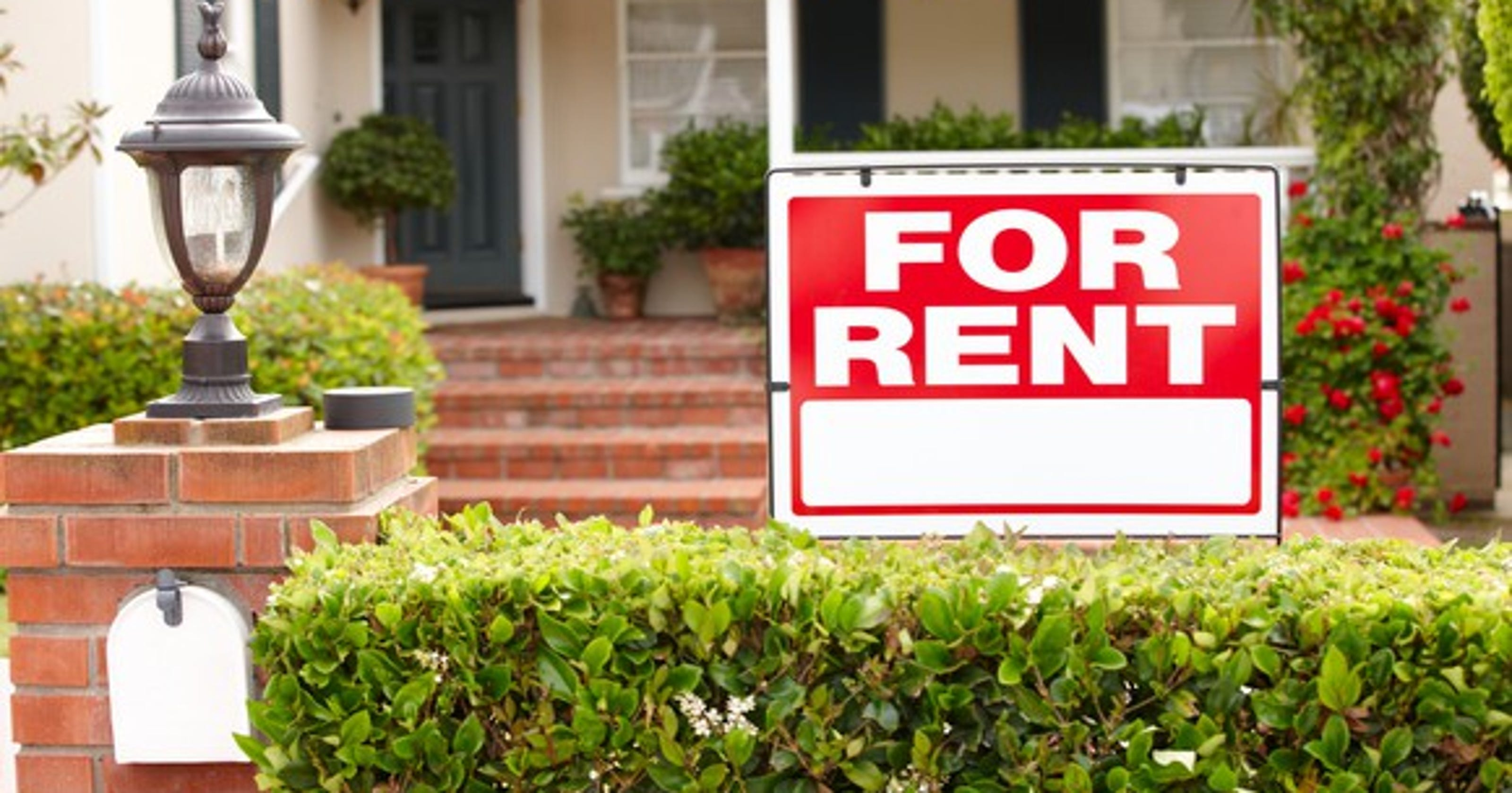 Renting homes is overtaking the housing market  Here's why
