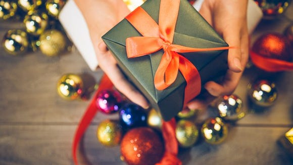 It's not the cost or size of the gift, but the thought put into it, that matters.