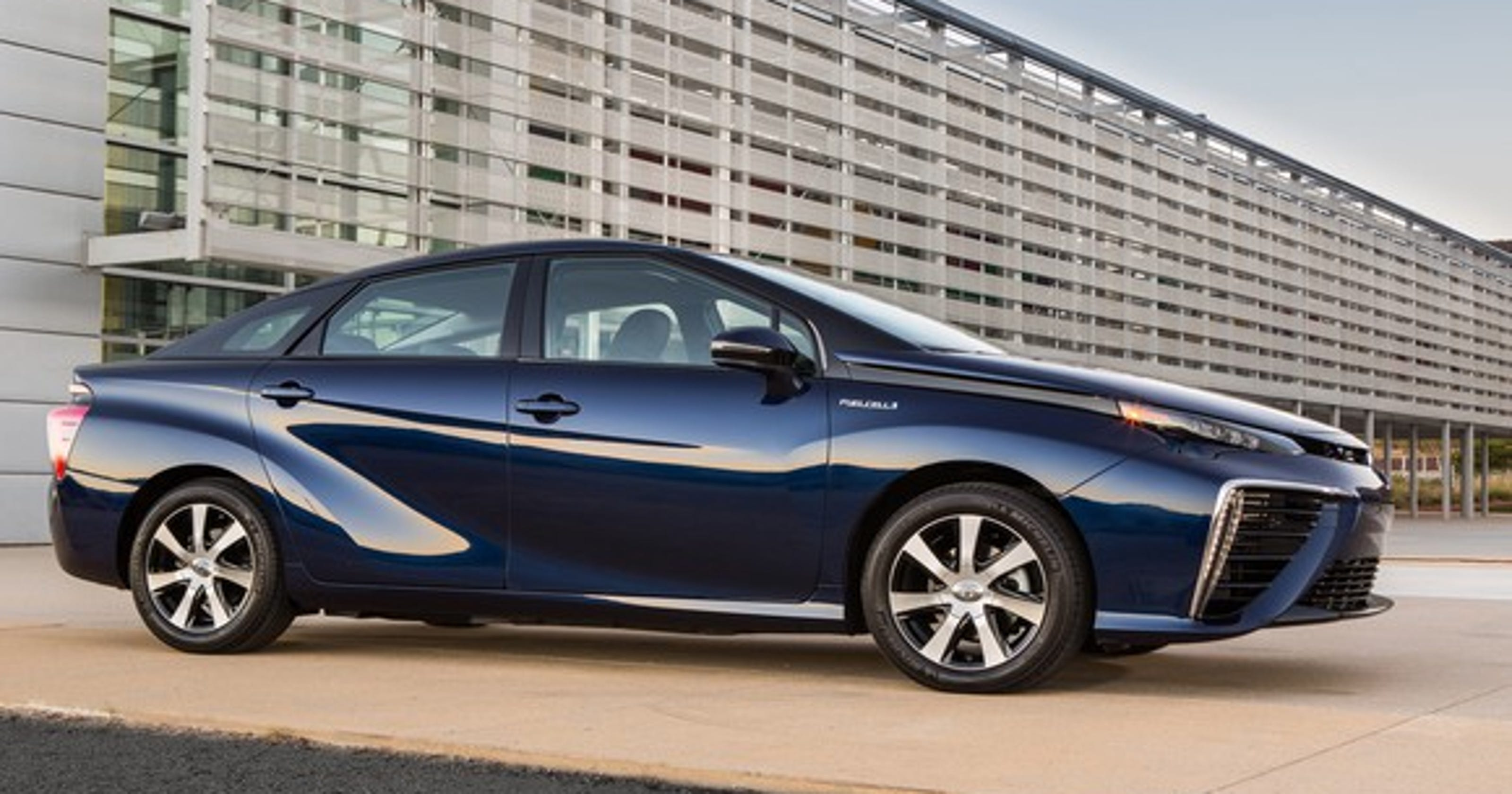 Electric Vehicles: Toyota Could Become Tesla's Next Big