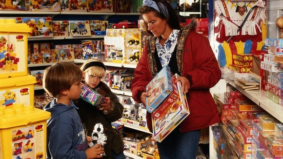 Toys R Us has struggled to compete with digital and brick-and-mortar competitors.