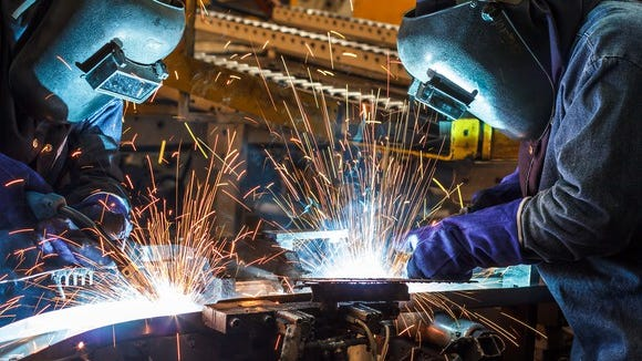 Illinois Tool Works has benefited from a cyclical recovery in welding in the last year.