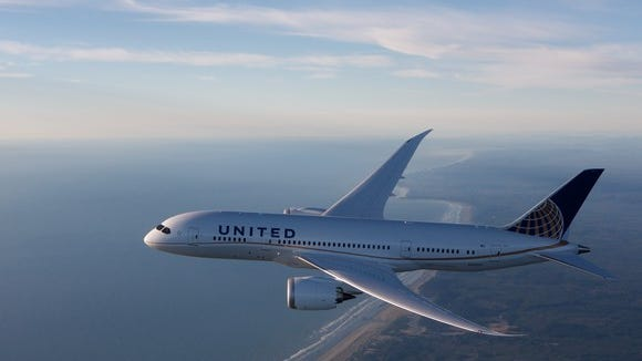 United Continental's Q4 unit revenue outlook has improved significantly.