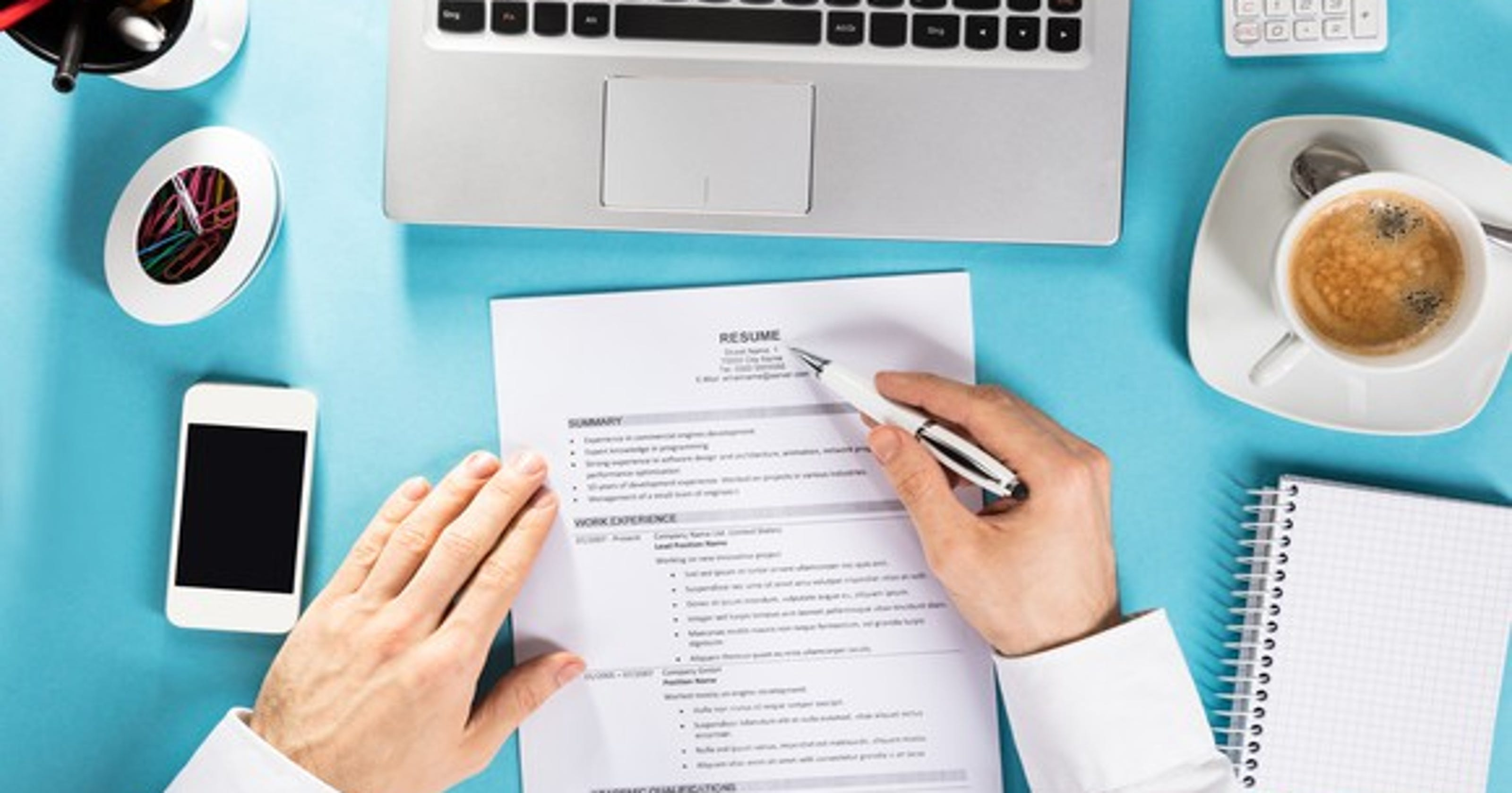 Resume fair scheduled for Friday at library