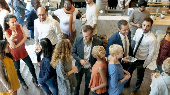 Networking is something that you should always be working on.