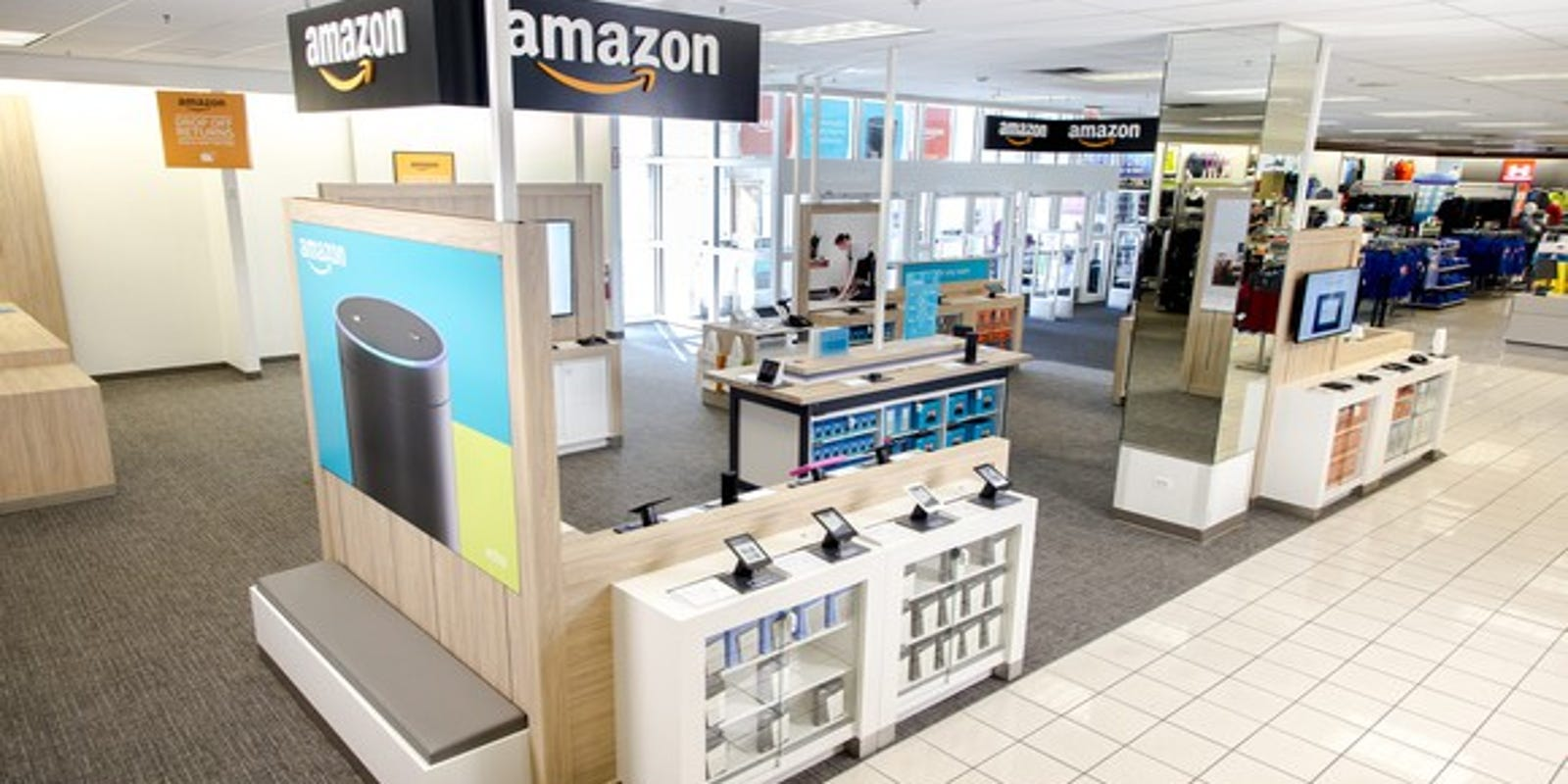 This could be where the Amazon and Kohl\'s partnership goes next