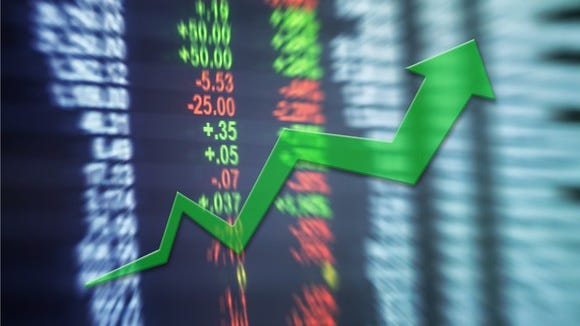 Stocks rallied 567 points Tuesday after plunging more than 1,800 points the prior two trading days.
