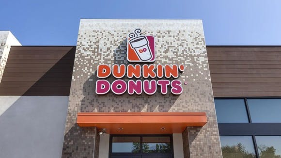 Dunkin' Donuts is testing Donut Fries in certain Boston locations.