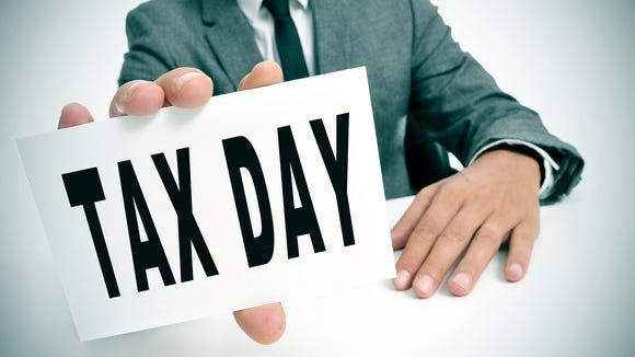 Don't write Tax Day off -- it's a decent day for deals and freebies.