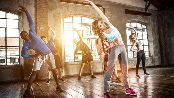 Booya Fitness brings the boutique workout feel—without having to go to the studio.