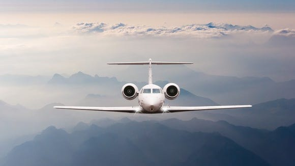 Just as pilots avoid turbulence, advisors can help investers avoid market volatility.