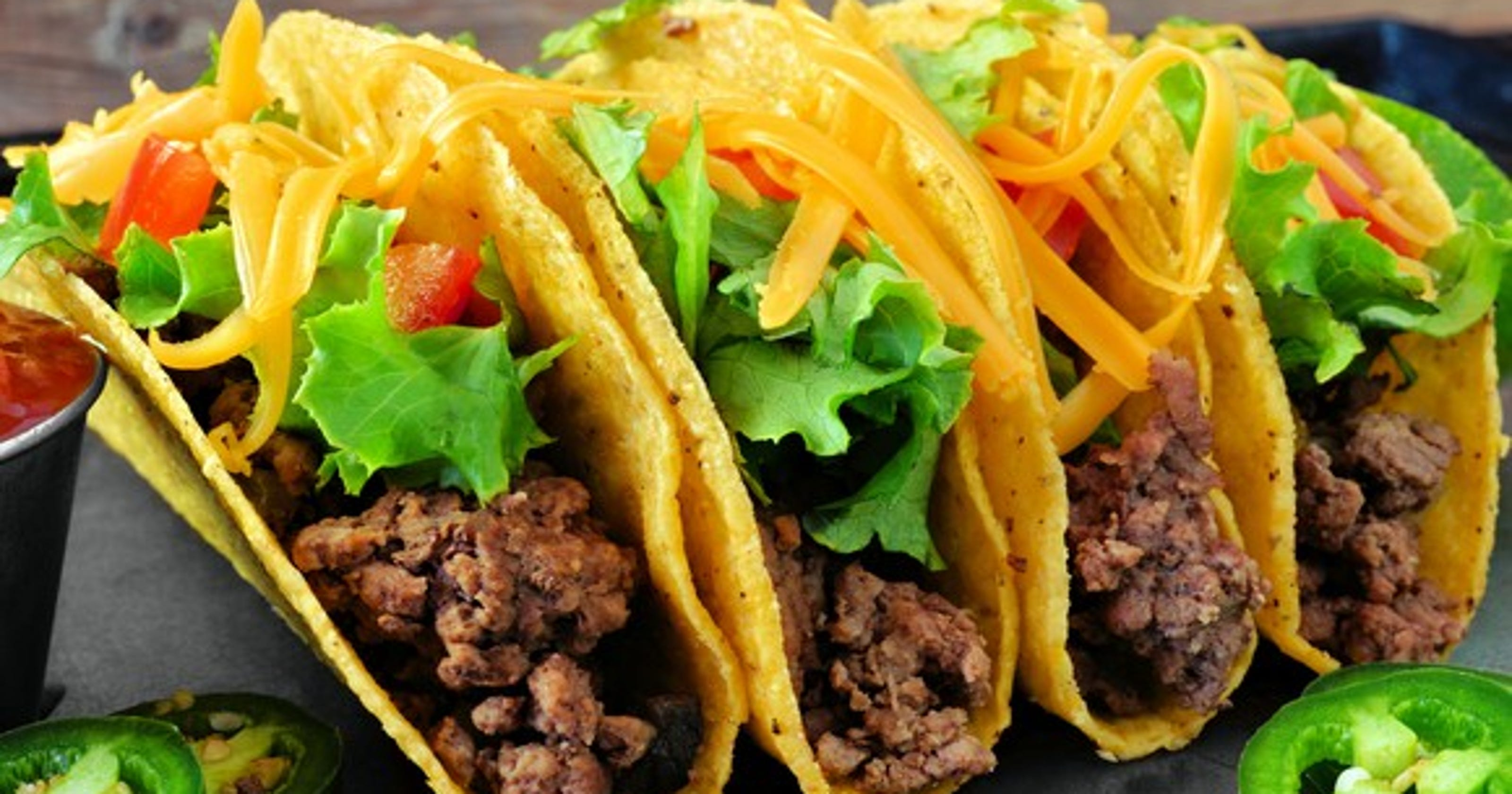 e2ee01d097f National Taco Day: Freebies, $1 tacos and more Taco Thursday deals