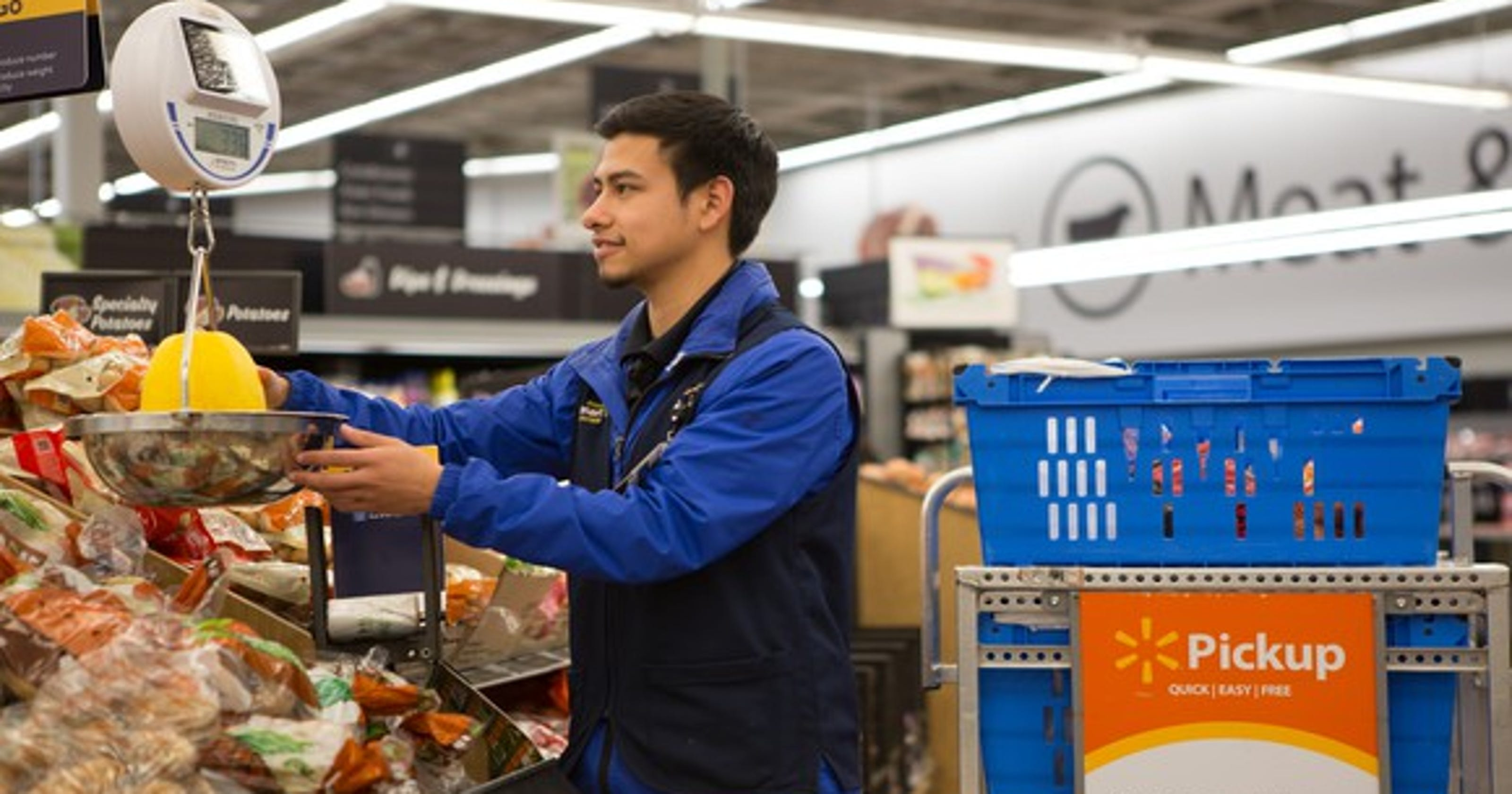 Walmart Dress Code Relaxed For Some Workers Blue Jeans Allowed