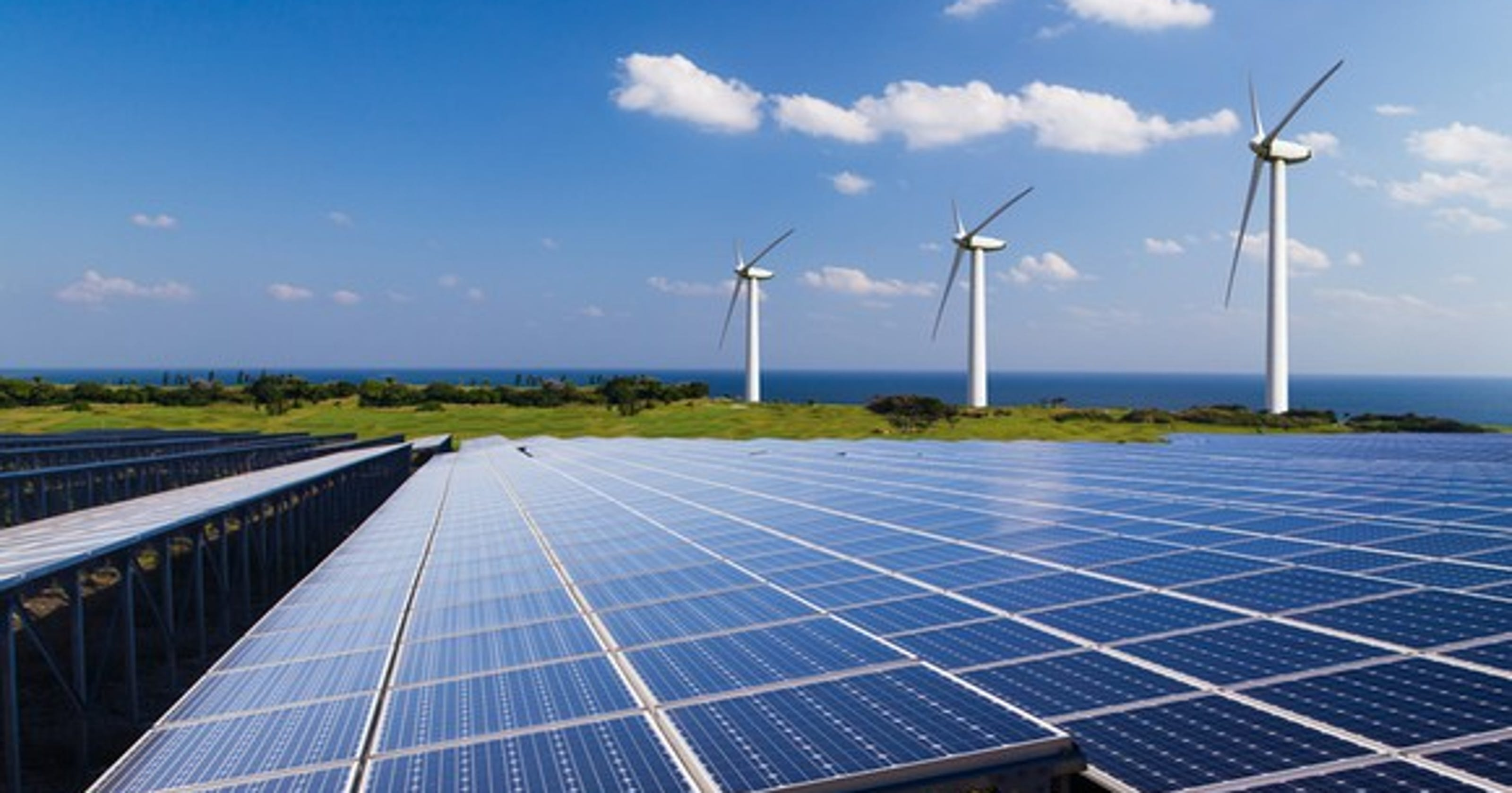 Energy Costs Renewables Close In On Fossil Fuels