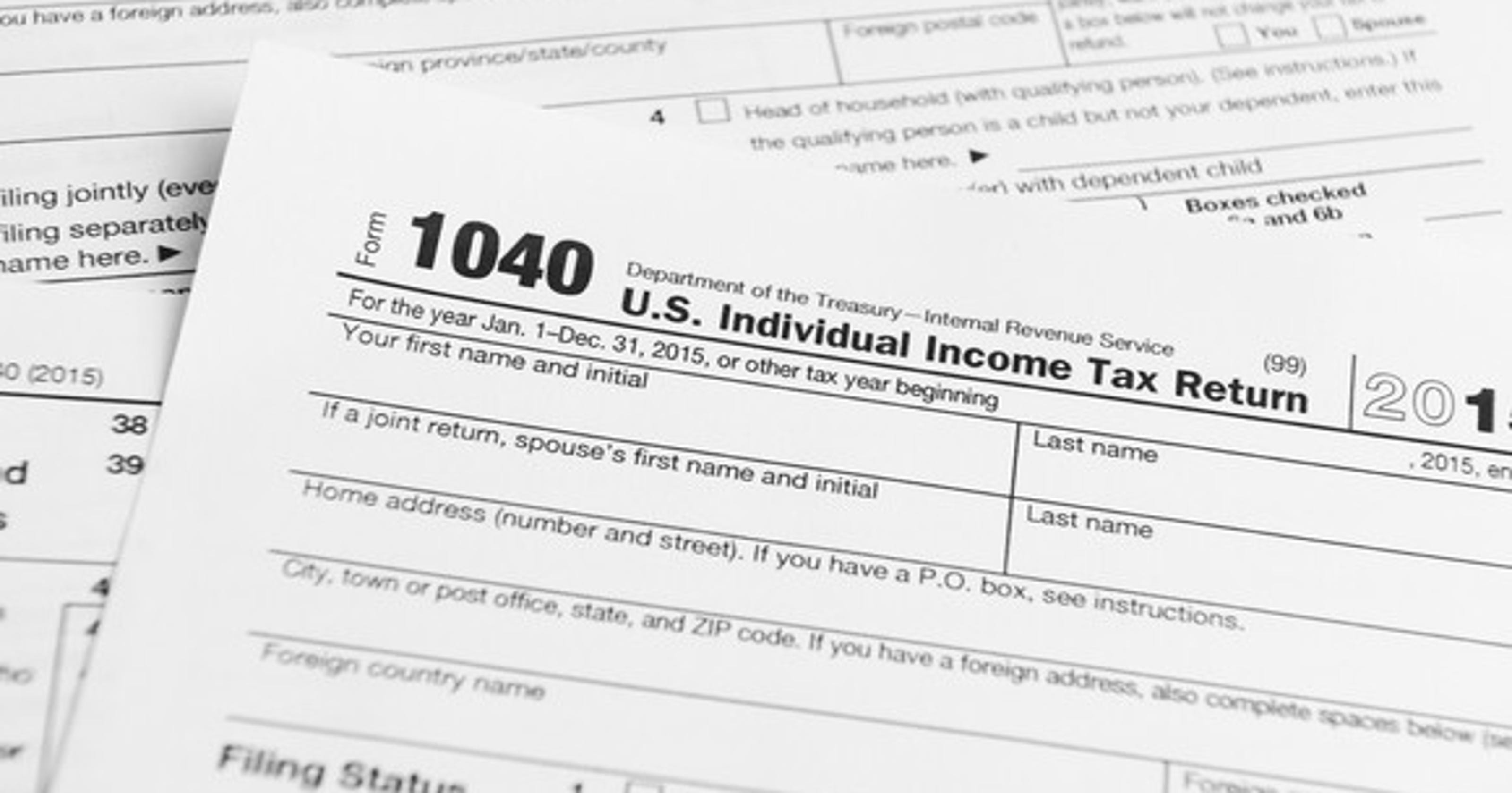 Taxes You Have 2 Weeks Left To File Your Tax Return To The Irs To