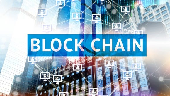 Blockchain technology is a publicly distributed ledger that records every single bitcoin transaction.