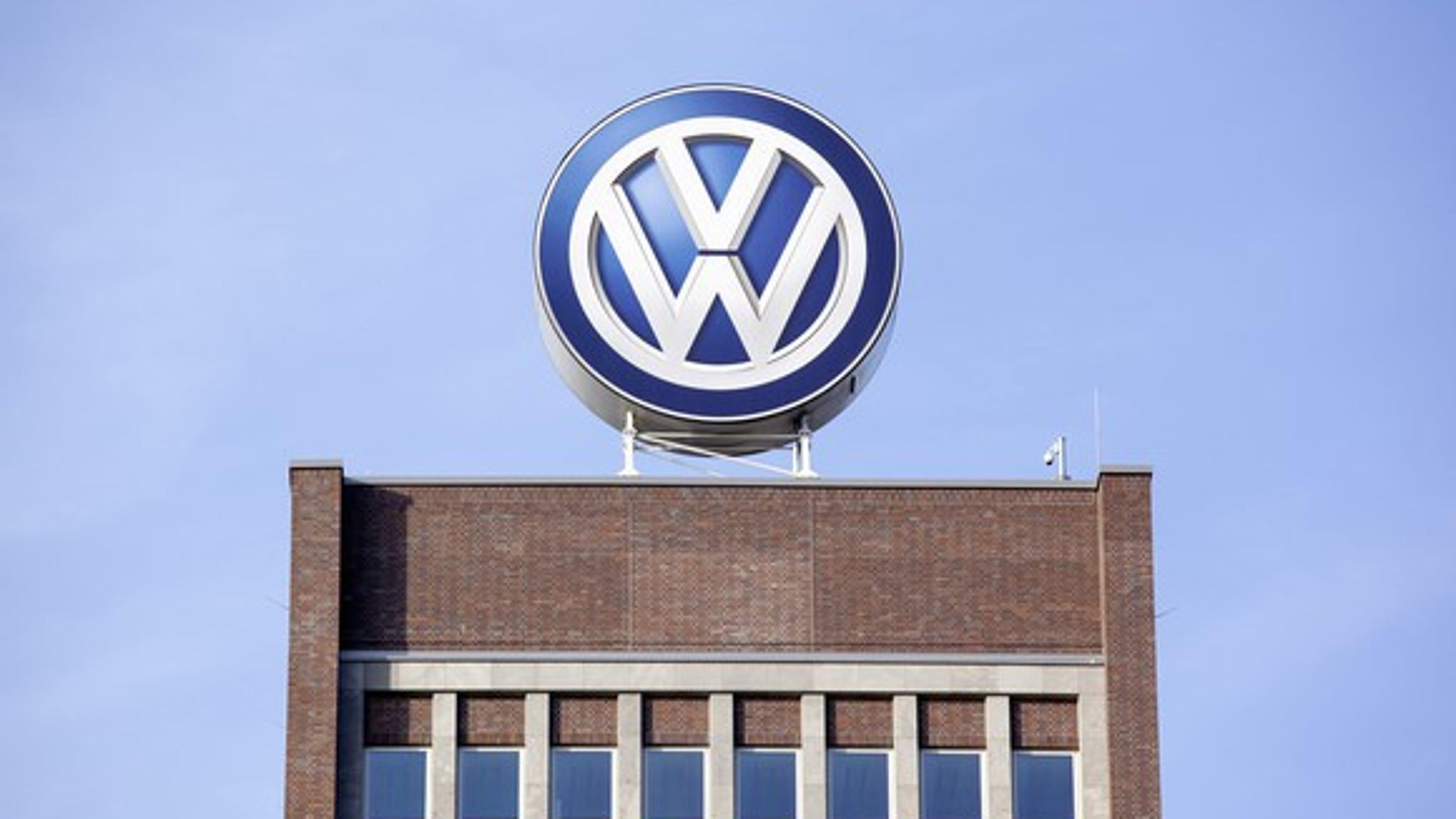 Volkswagen fine German prosecutors hit VW with $1 2B penalty