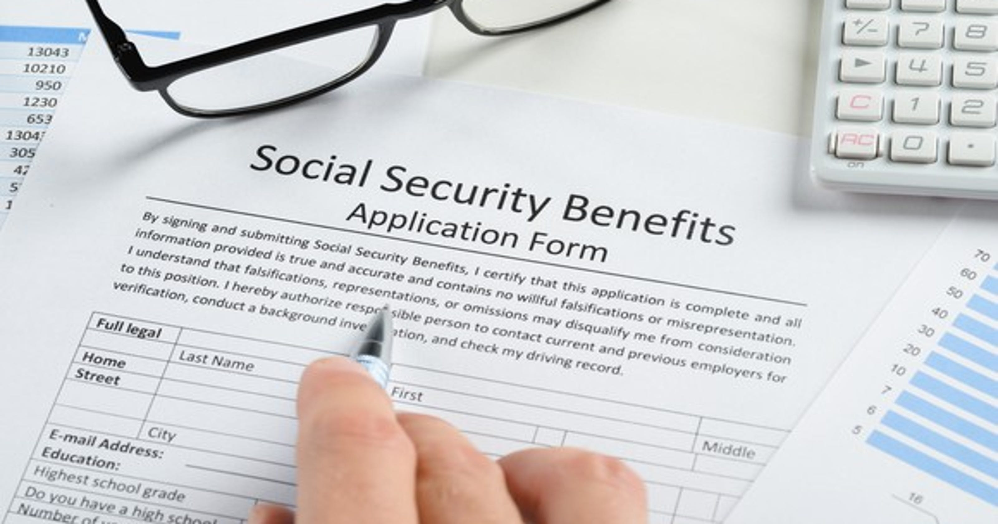 10 states with the highest average social security retirement benefit