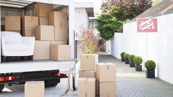 Over a quarter of workers would consider moving for a job.