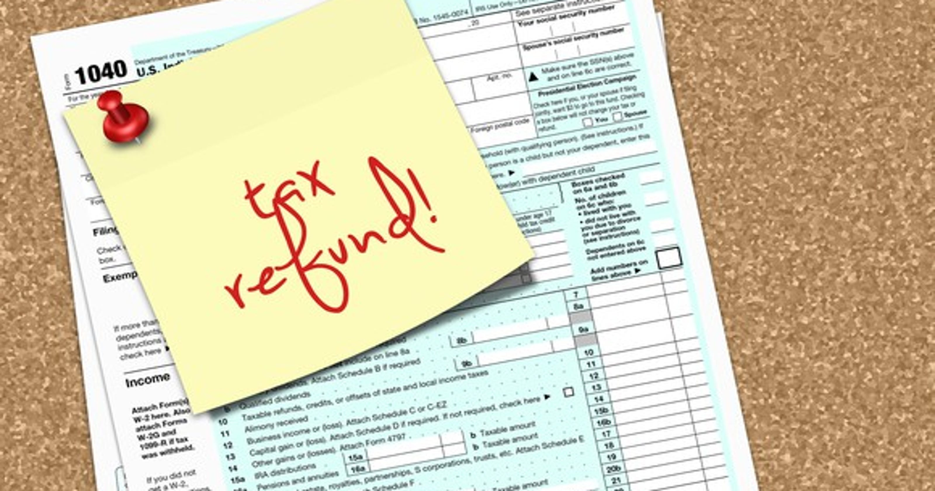 Tax refunds may be bigger next year -- but is that a good thing?