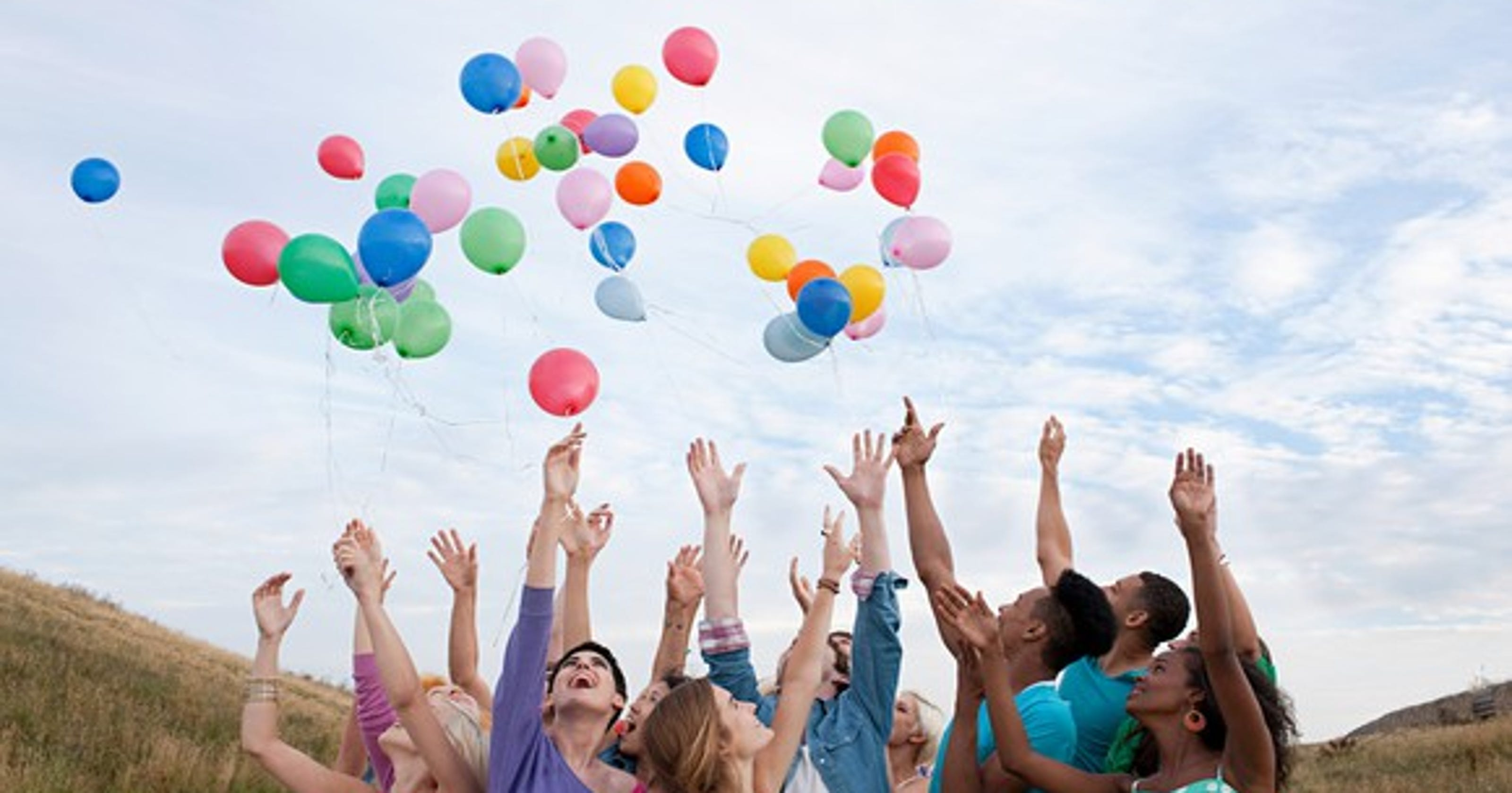 Balloon Bans After Straw Are Balloons Going To Be Next