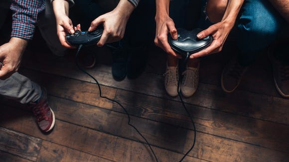 What's a parent to do when all the kids want to do is play video games?