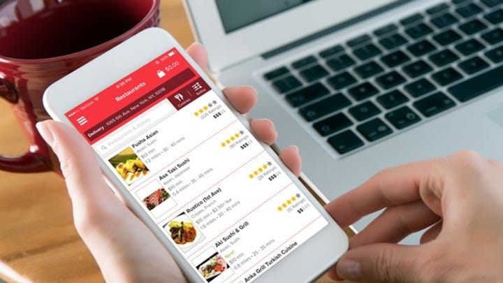 Grubhub starts restaurant delivery service in Fort Collins