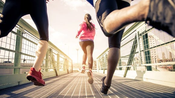 Having a support system of co-workers working towardsimilar goals can provide the motivation and accountability you need to get and stay on track with a fitness routine.