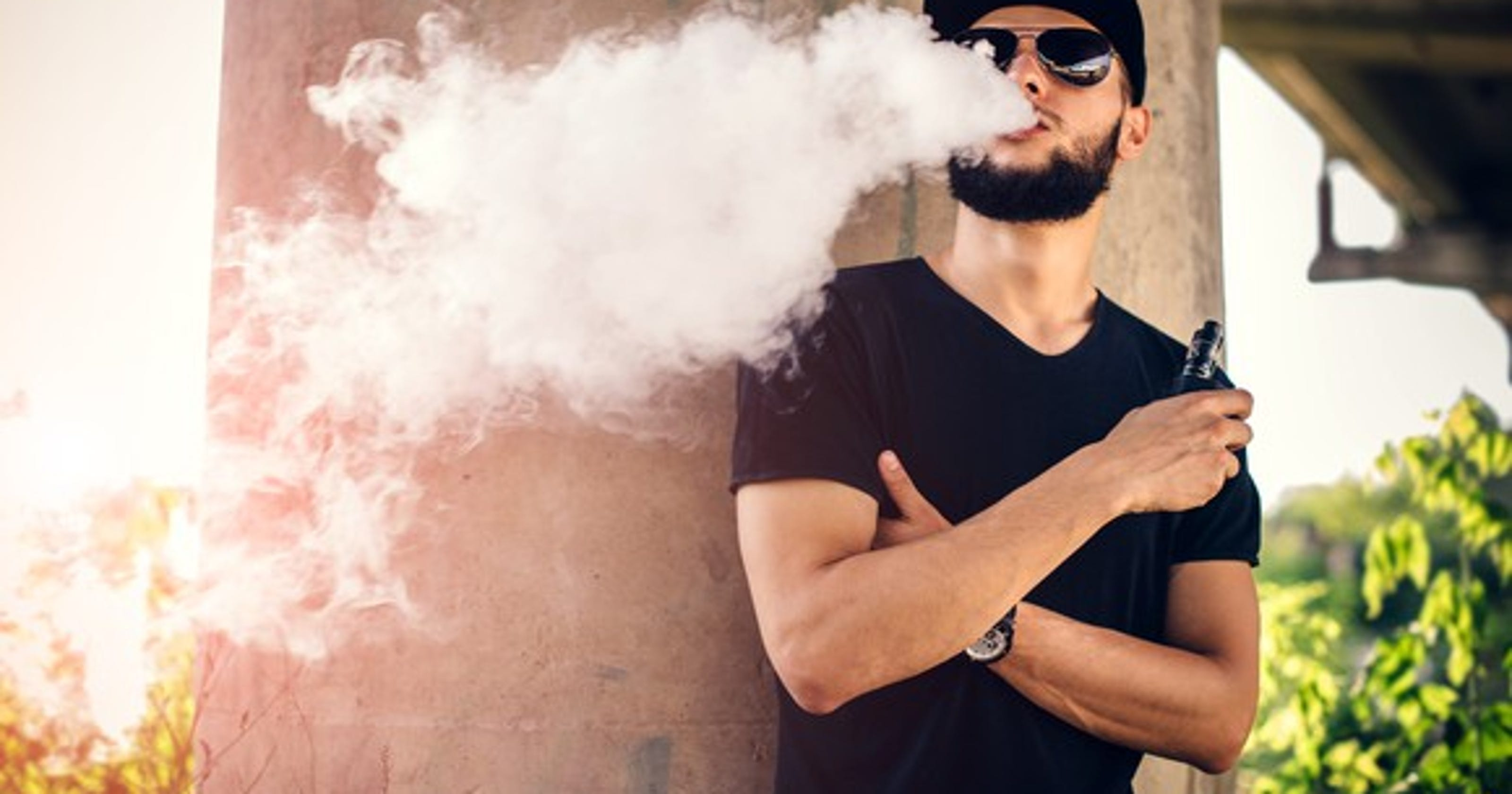 Quit vaping: E-cigarettes spur nicotine withdrawal