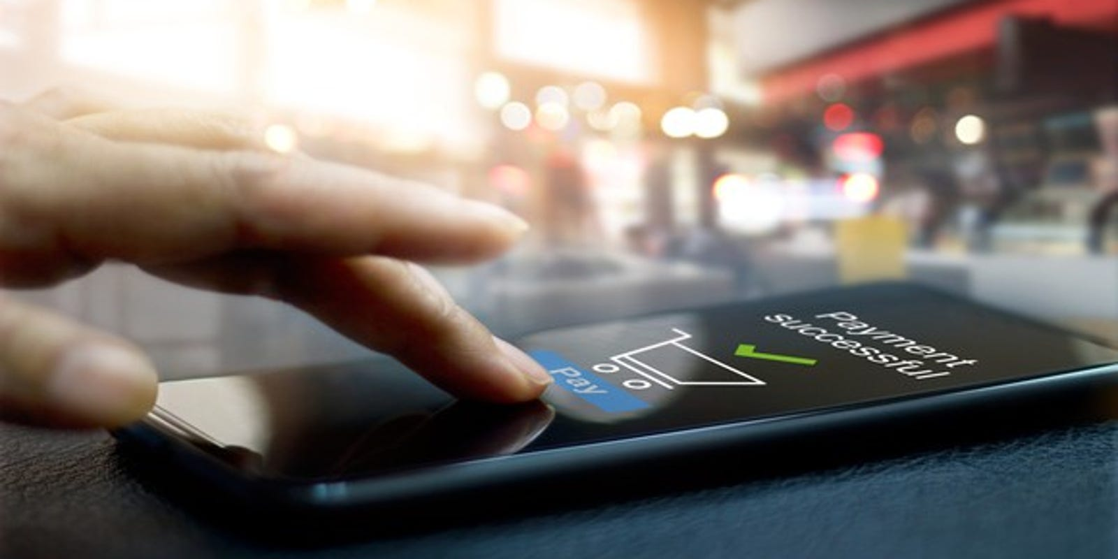 PayPal COO: Cashless platforms can triple growth of a small business